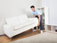 Removing Annoying Carpet Indentations