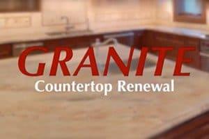Granite Countertop Repair & Restoration