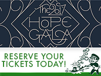 Reserve Your 2017 Hope Gala Tickets