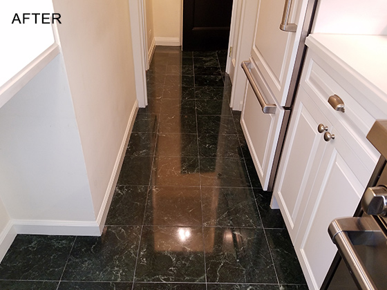 NYC Marble Floor Refinishing